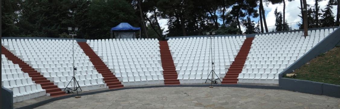 Υπαίθριο Δημοτικό Θέατρο Ν. Ορεστιάδας